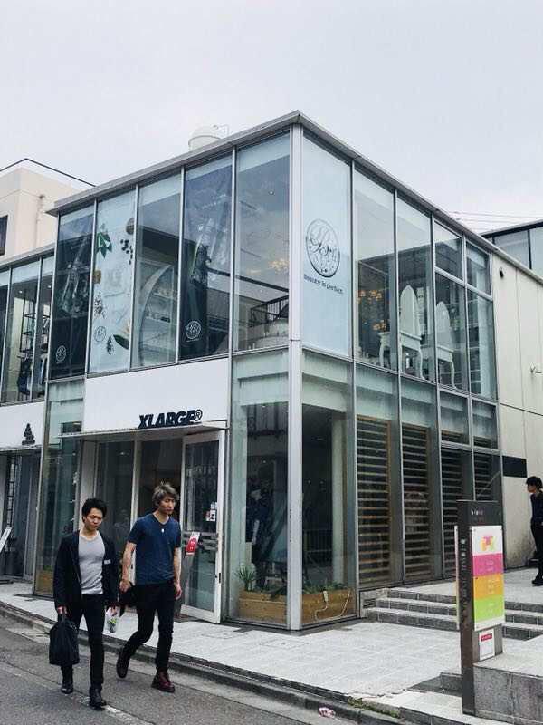 【表参道BPC1号店】臨時休業のお知らせ